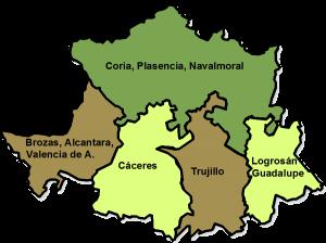 mapa alquiler fincas agrogesaex